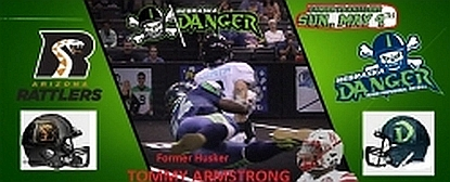 az rattlers vs neb danger indoor football