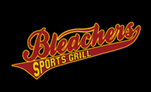 Bleachers Sports Grill Logo