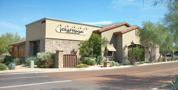 streetview of The Craftsman